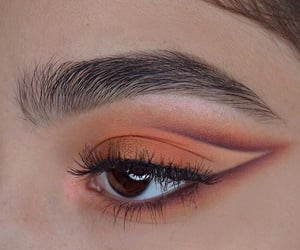 aesthetic, eyeliner, and inspo image