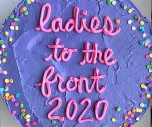2020, cake, and food image