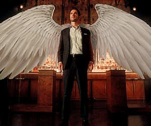 gif, lucifer, and lucifer morningstar image