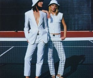 chanel, outfit, and tennis image