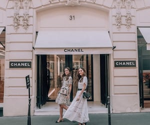 black, boutique, and chanel image