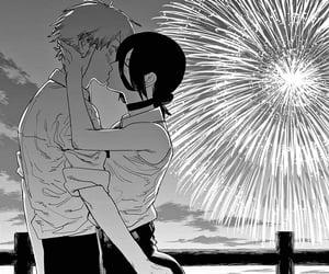 anime, couple, and sexy image