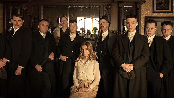 article, thomas shelby, and polly gray image