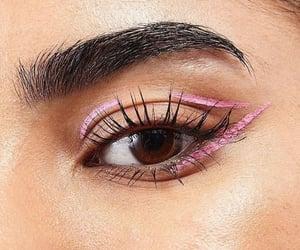 beautiful, beauty, and eyeliner image