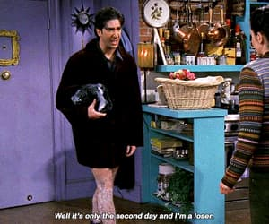 gif, ross geller, and friends image