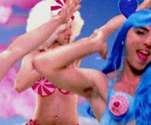 alex gaskarth, all time low, and katy perry image