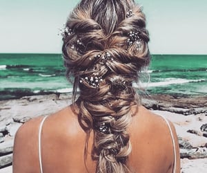 girly, hairstyle, and inspiration image