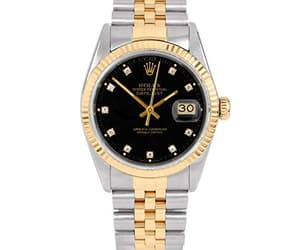 fashion, rolex, and jewelry image