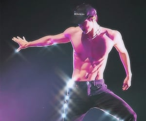 abs, korean, and rapper image