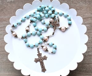 catholicism, Christianity, and rosary image