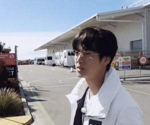 bon voyage, bts, and seokjin image