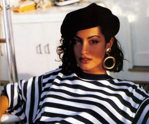 90s, fashion, and model image