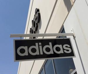 adidas, aesthetic, and theme image