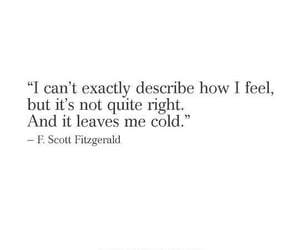 feelings, cold, and emotions image