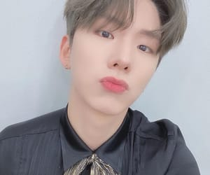 handsome guy, kihyun, and kpop image