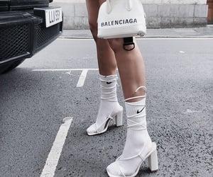 fashion, nike, and Balenciaga image