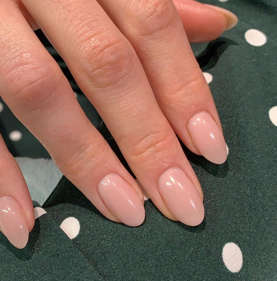 beauty, pink nails, and style image