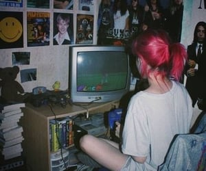 aesthetic, 90s, and alternative image