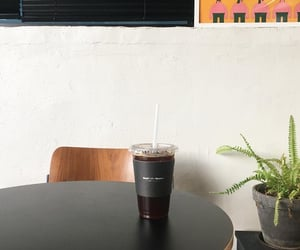 cafe, takeaway, and coffee image