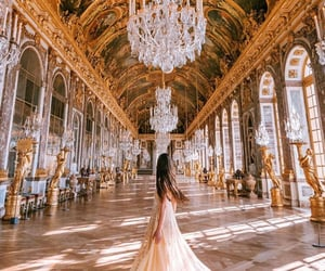 castles, chandeliers, and luxurious image