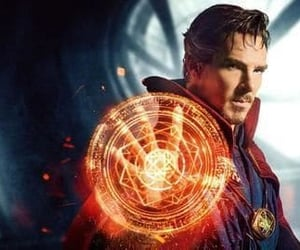 doctor strange, Marvel, and marvel characters image