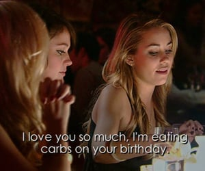 birthday, the hills, and friends image