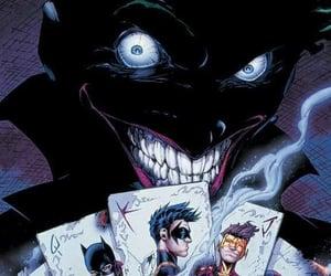 batman, cards, and joker image