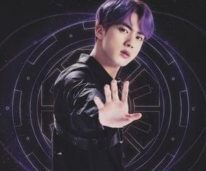 jin, taehyung, and bts image