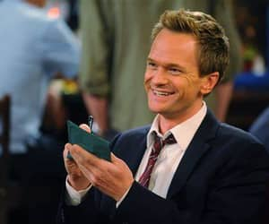 barney, how i met your mother, and himym image
