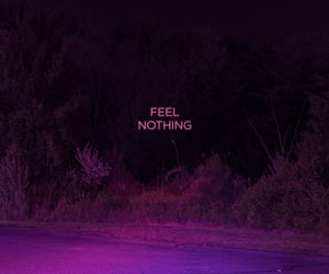 purple, quotes, and feel image