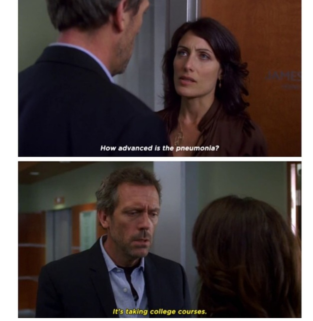 chace, dr house, and goals image