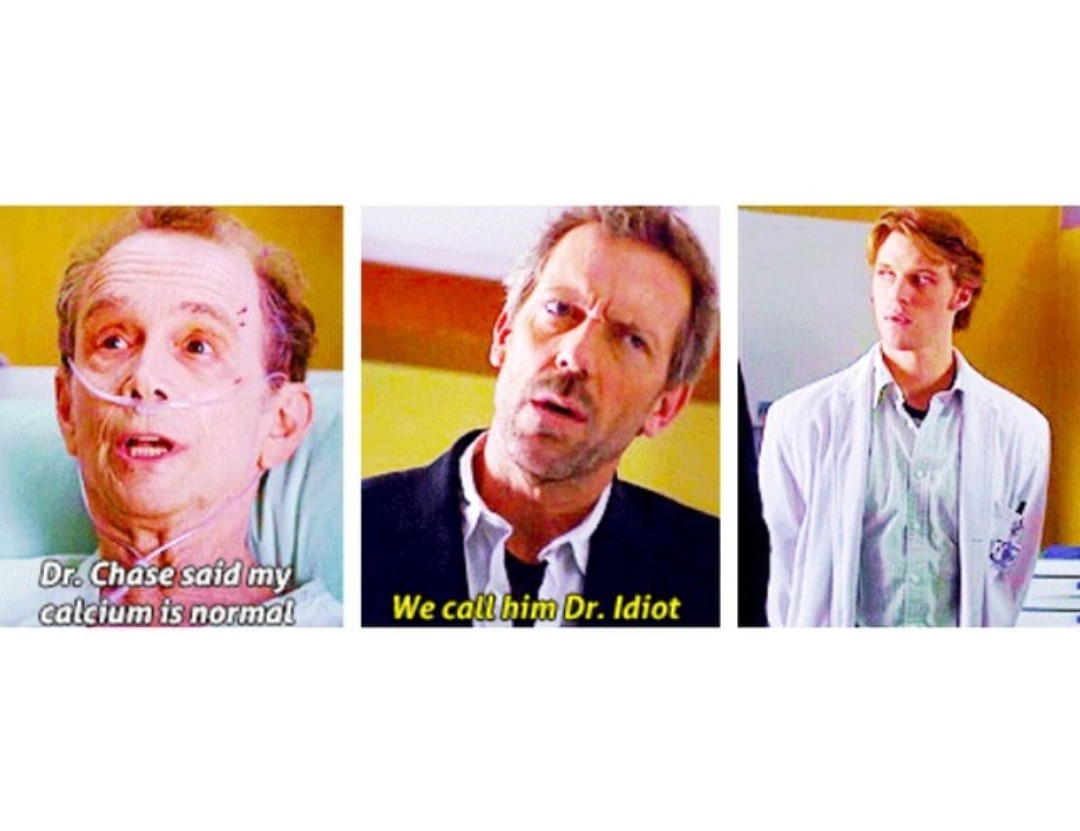 dr house, chace, and foreman image
