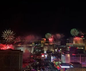 2020, Las Vegas, and party image