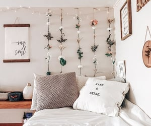 aesthetic, cozy, and rooms image