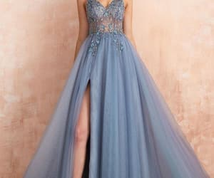 evening dress, 2020 prom dress, and fashion image