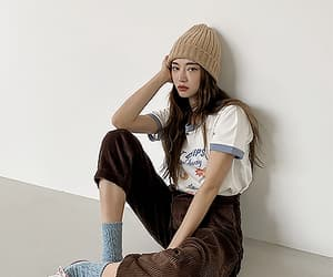 kfashion, korean fashion, and ulzzang image