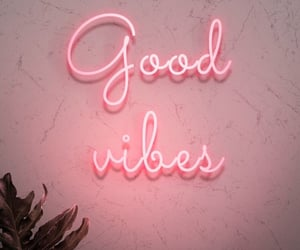 neon, pink, and vibes image
