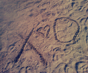 sand, xo, and the weeknd image