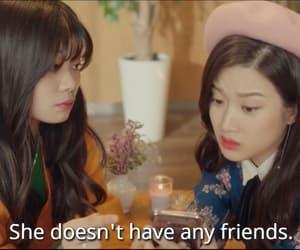 drama, korean, and korean girls image