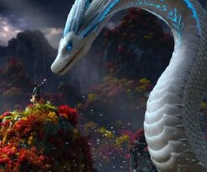 art, dragons, and fanart image