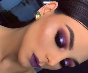 makeup, make, and moda image