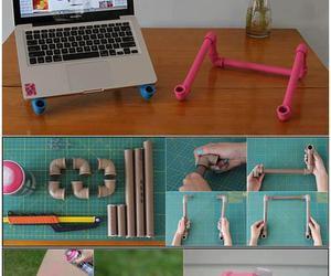 diy, laptop, and tutorial image