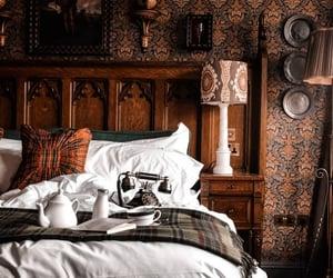 vintage bedroom image