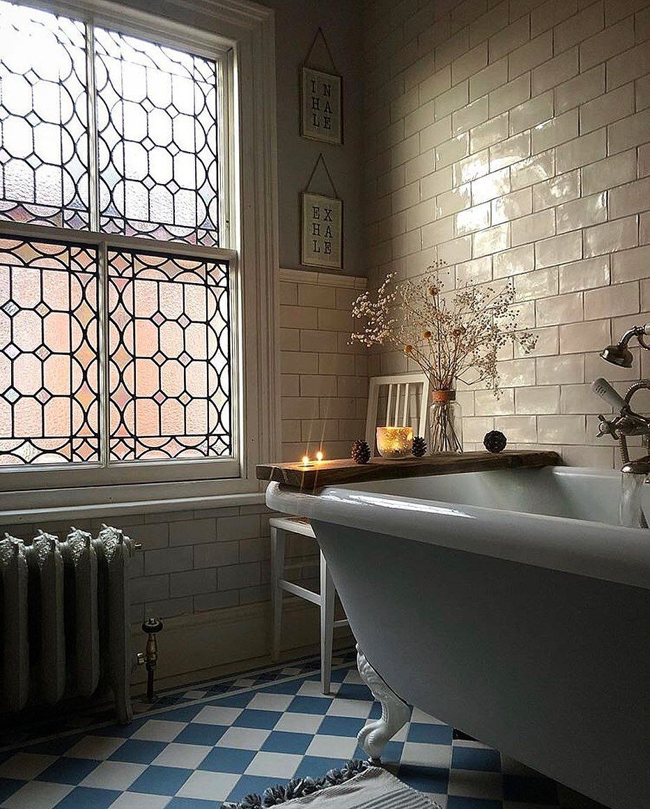 bathroom, decor, and yes image