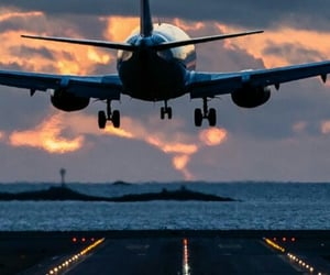photography and plane image