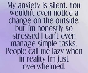 anxiety and attack image