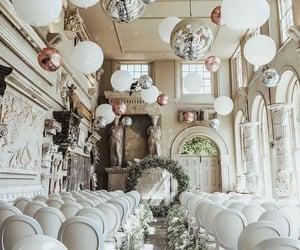 events, wedding decor, and wedding hall image