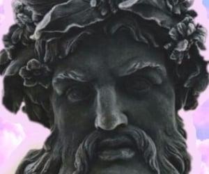 cielo, escultura, and rosa image