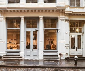 celine, shop, and luxury image