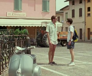 call me by your name, armie hammer, and timothee chalamet image